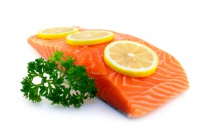 Salmon Portion